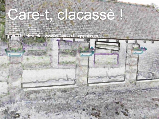 Actualités du village, pensez au blog «Care-T, clacassè»!